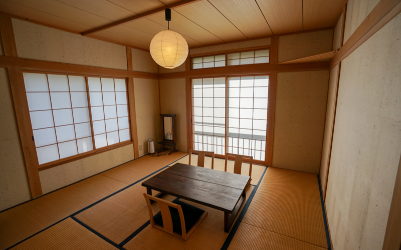 Bedrooms (Japanese-style rooms)